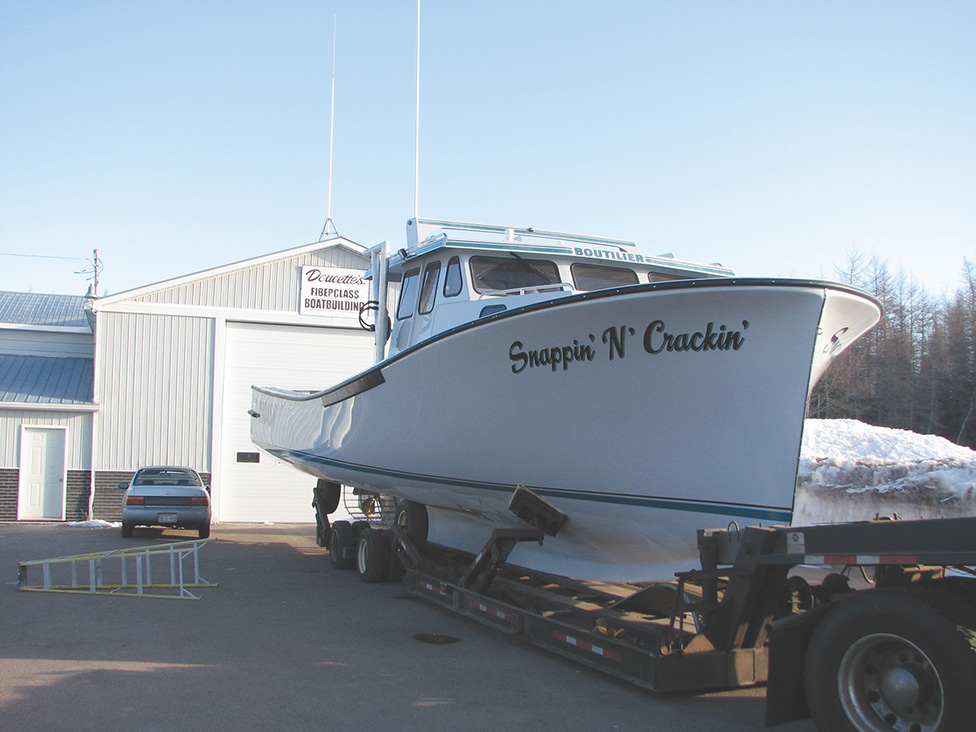 Boat Builders: Fiberglass Boat Builders In Newfoundland
