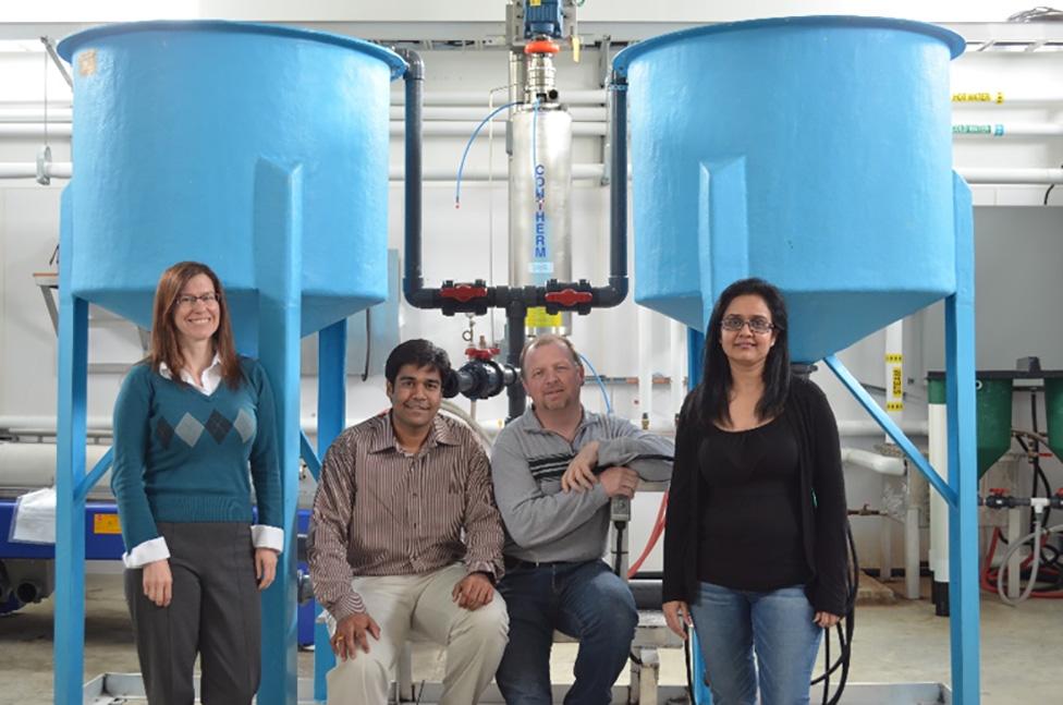 Bioprocessing team