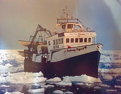 Seafaring Legend on a sealing trip.