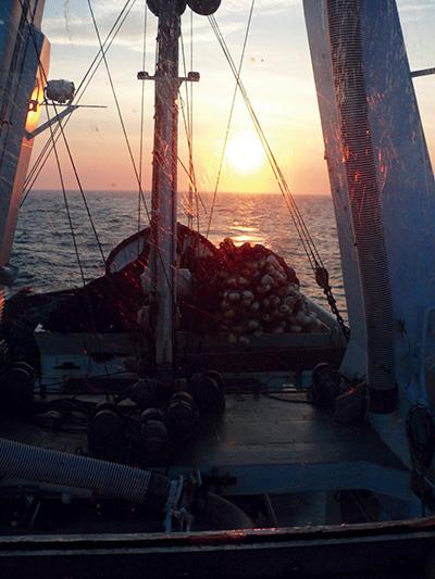 sunset-on-the-margaret-elizabeth