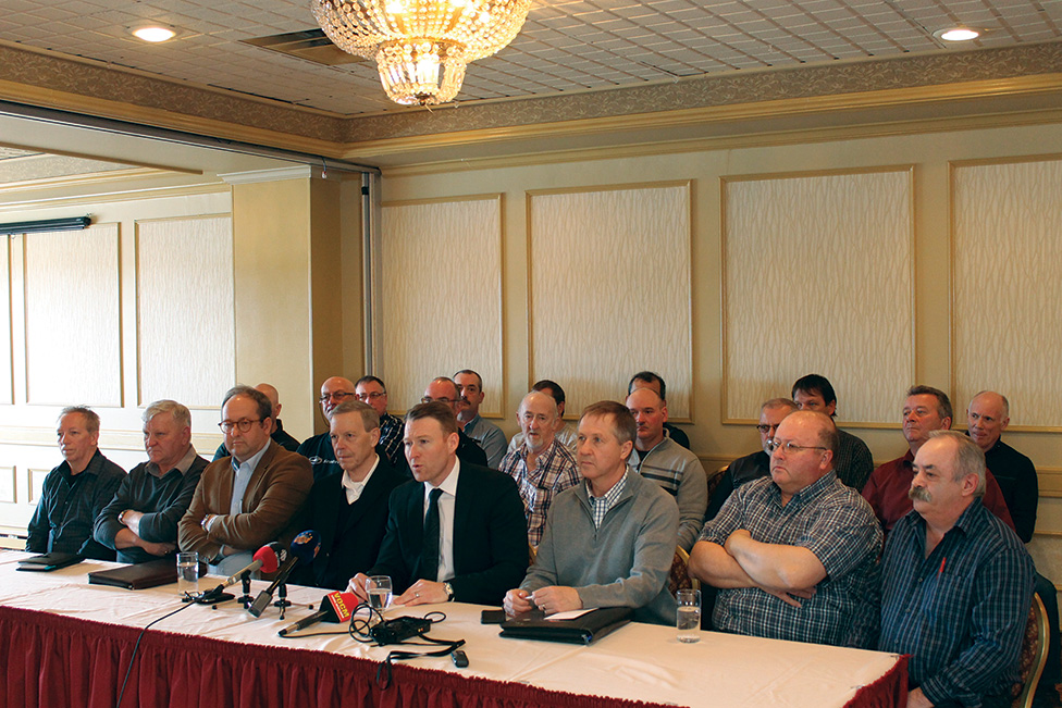 FFAW and Processors Form N.L. Groundfish Lobby Group