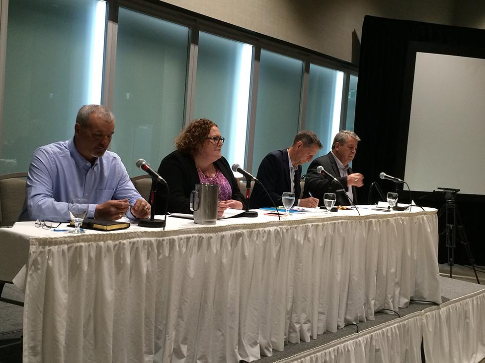 LIFO Meetings Kick Off in St. John's