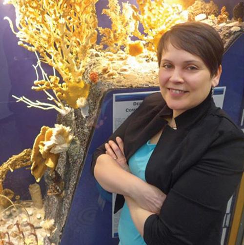 Vonda Wareham has been studying deep-sea corals off the coast of Newfoundland and Labrador for over a decade.