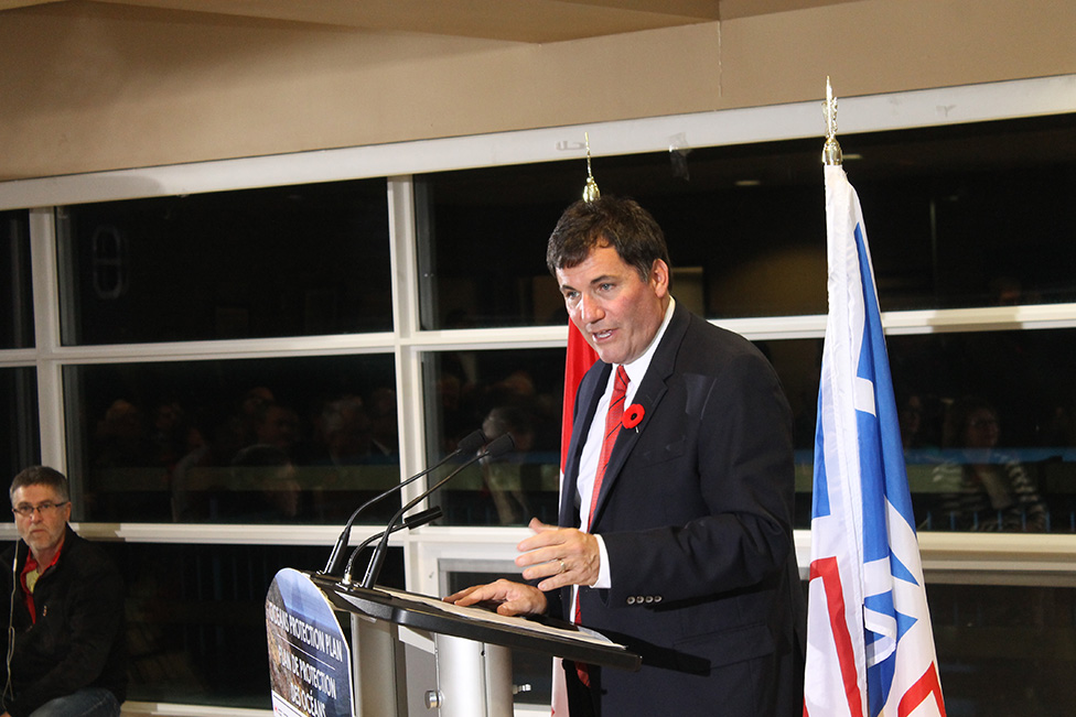 Federal Fisheries Minister Diagnosed With Leukemia