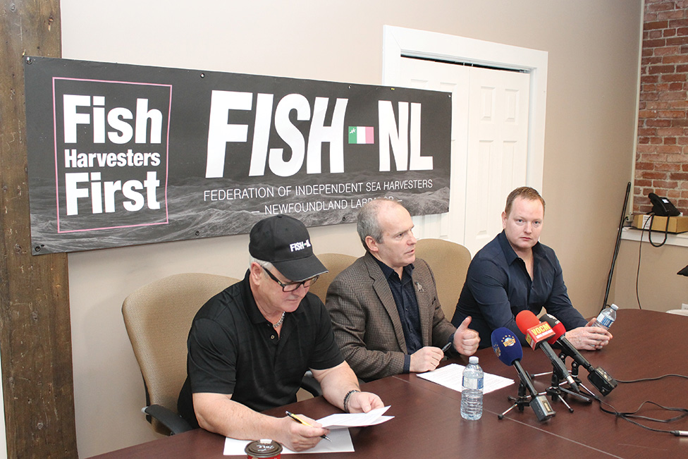 FISH-NL Signs Up 2,372 Fishermen