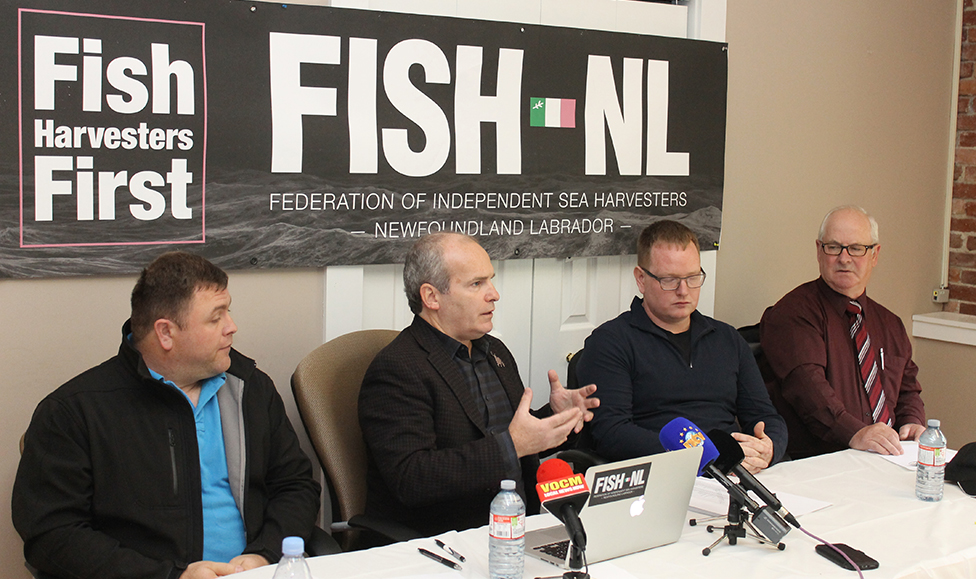 FISH-NL Says Harvester Numbers from Labour Relations Board Are Accurate, While FFAW Reports Thousands Missing
