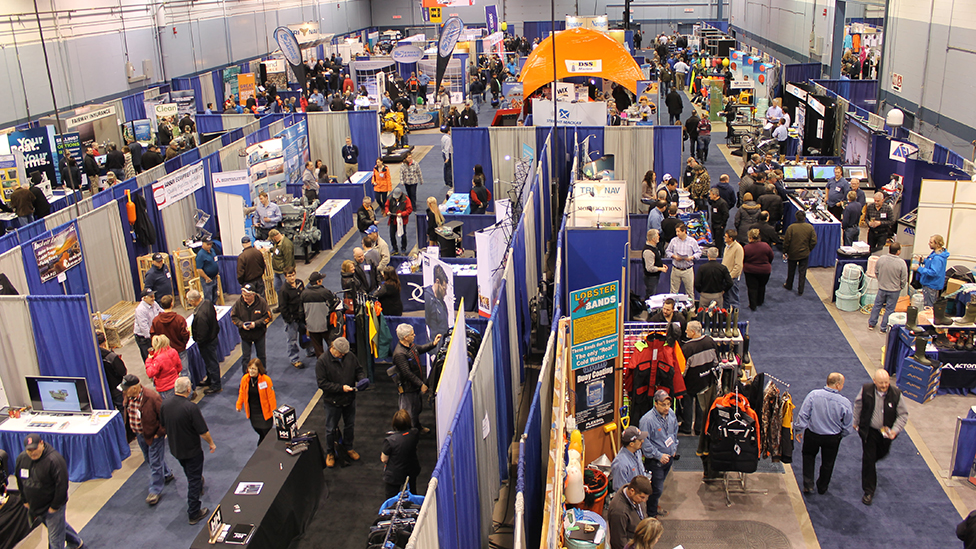 Canada's Largest Commercial Marine Event a Near Sell-Out; Online Registration Now Open