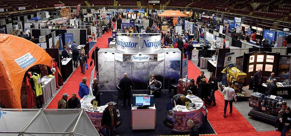 North Atlantic Fish & Workboat Show 2018
