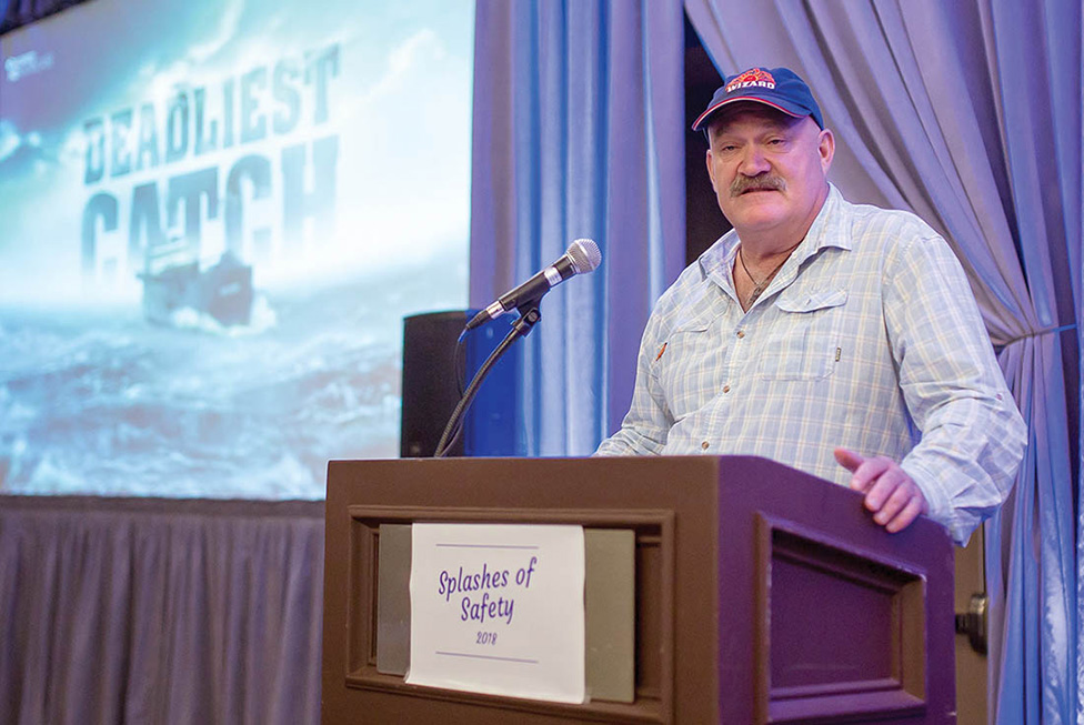 Another Deadliest Catch Captain to Headline Splashes of Safety Gala