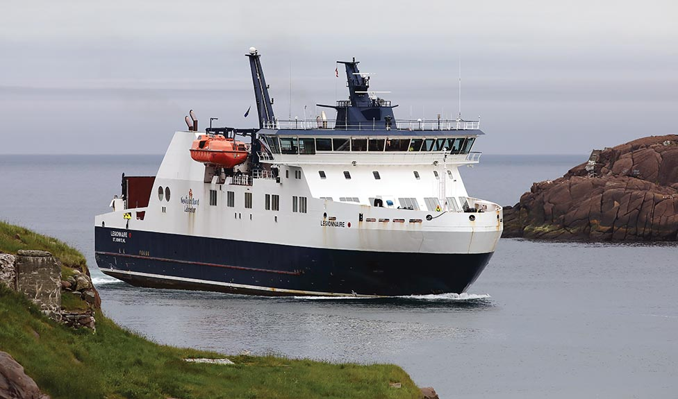 AG Releases Scathing Report on N.L.'s Newest Ferries
