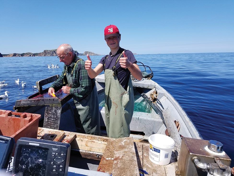 Navigator Junior Fishermen