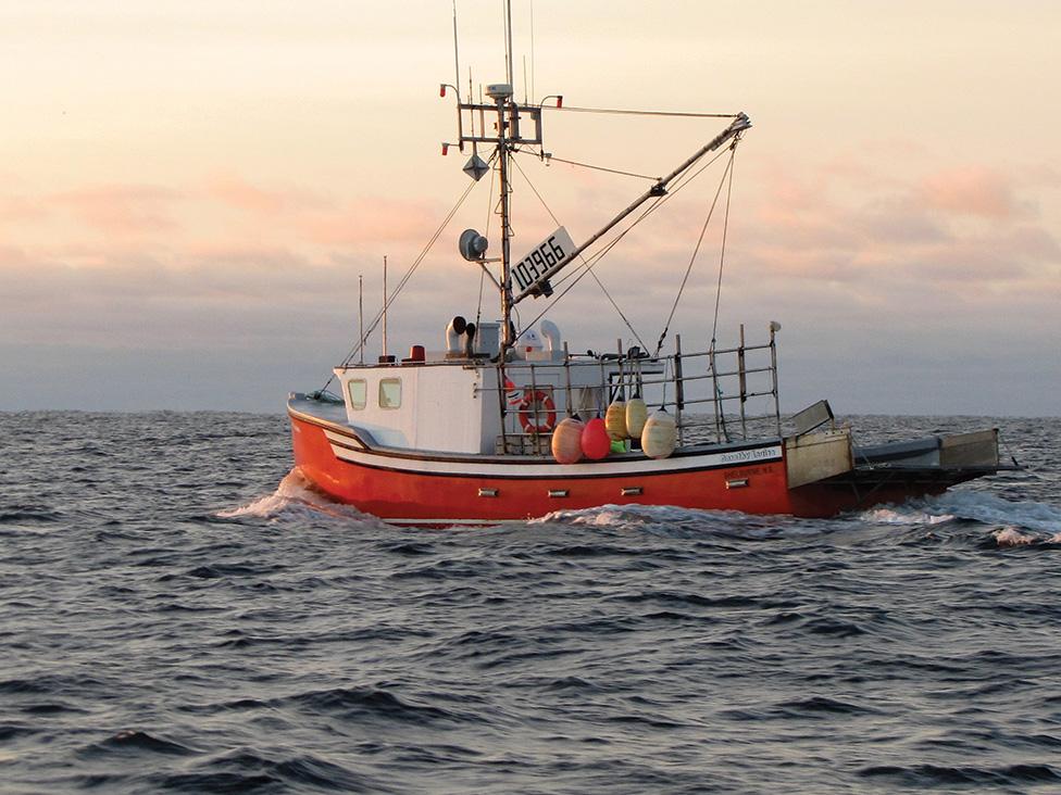 Navigator Magazine | LFA 33-34 Lobster Boats