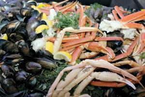 BSS 2018-crab legs-mussels-IMG_1155