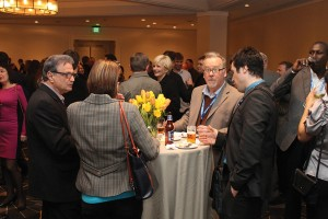 N.B. Reception at Seafood Expo North America 2016